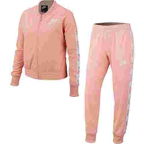 Nike TRK Trainingsanzug Kinder bleached-coral-white-bleached-coral-white