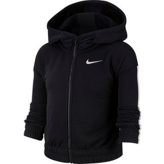 Nike Studio Funktionsjacke Kinder black-metallic-silver-c-o