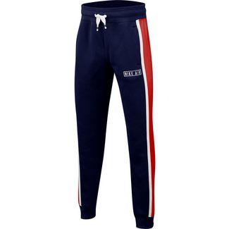 Nike Air Sweathose Kinder blue-void-white-university-red-white