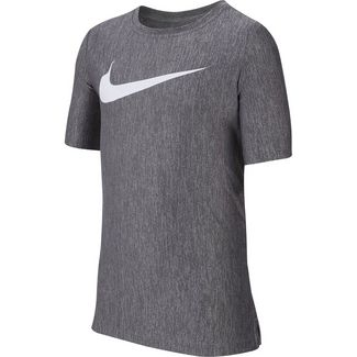 Nike Core Trainingsshirt Kinder black-white