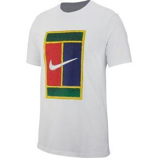 Nike M NKCT COURT T-Shirt Herren white