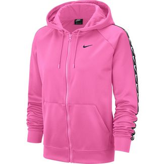 Nike NSW Polyjacke Damen china rose-china rose-black