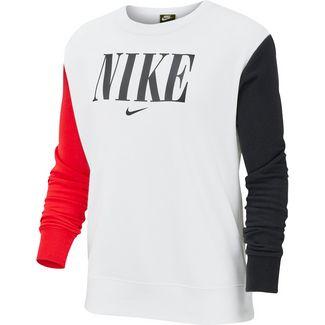 Pullover & Sweats für Damen von Nike in weiß im Online Shop