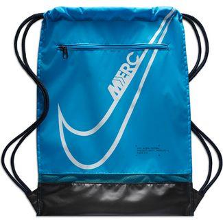 Nike NK MERC GMSK Turnbeutel blue hero-obsidian-white