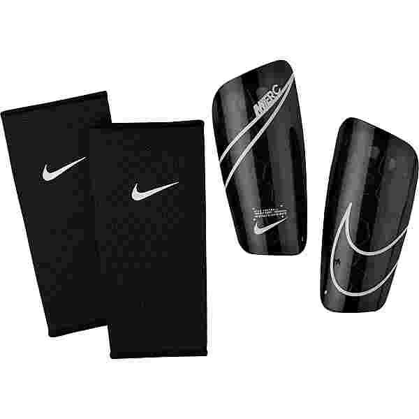 Nike Mercurial Lite Schienbeinschoner black-black-wht
