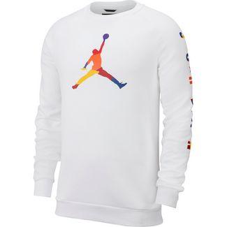 Nike SPRT DNA Sweatshirt Herren white