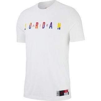 Nike SPRT DNA Basketball Shirt Herren white