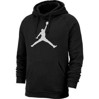 Nike Jumpman Hoodie Herren black-white