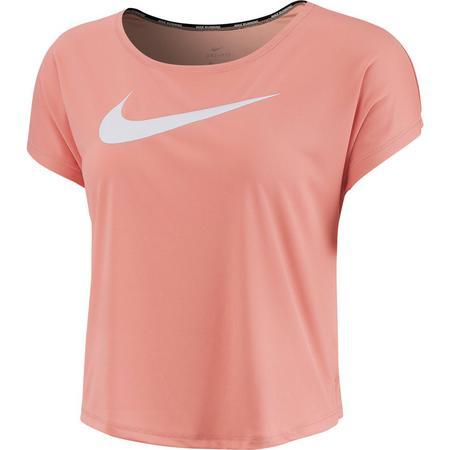 Nike Swoosh Laufshirt Damen Funktionsshirts XS Normal   00193147103298