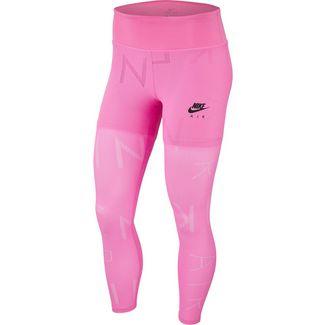 Nike Air Mesh Lauftights Damen china rose-black