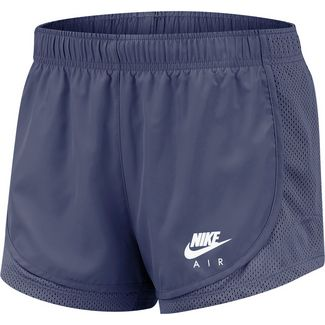 Nike Air Tempo Laufshorts Damen sanded purple-white
