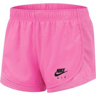 Nike Air Tempo Laufshorts Damen china rose-black