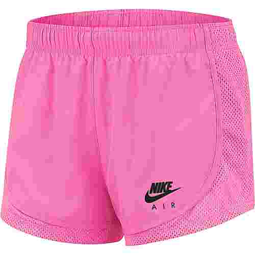 Nike Air Tempo Laufshorts Damen china rose-black