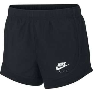 Nike Air Tempo Laufshorts Damen black-white