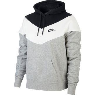 huge selection of 1a950 5695d Hoodies für Damen von Nike in grau im Online Shop von ...