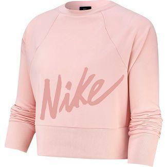 Pullover & Sweats für Damen von Nike in rosa im Online Shop