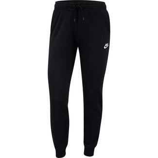 Nike Essential Sweathose Damen black-white
