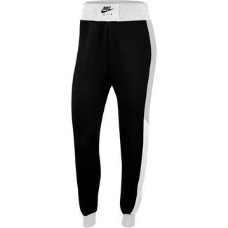 Nike Air Sweathose Damen black-birch heather-white