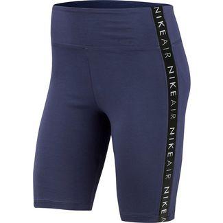Nike Air Radlerhose Tights Damen sanded purple