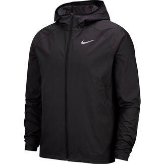 Nike Essential Funktionsjacke Herren black-reflective silv