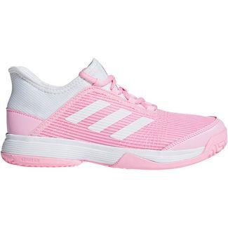 info for cf514 322af adidas adizero club Tennisschuhe Kinder true pink