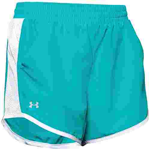 Under Armour Fly By Laufshorts Damen breathtaking blue