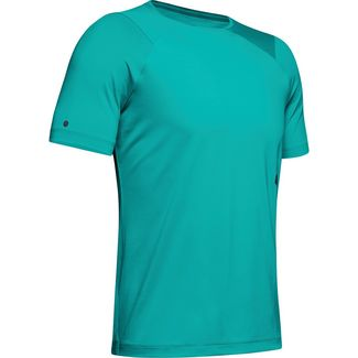 Under Armour Rush Funktionsshirt Herren green