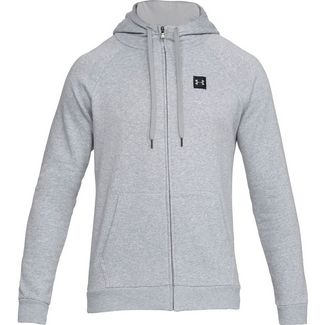 Under Armour Rival Sweatjacke Herren gray