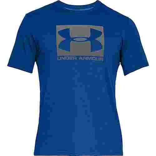 Under Armour UA Boxed Sportstyle Funktionsshirt Herren blue