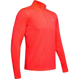 Under Armour Streaker 2.0 Funktionsshirt Herren red