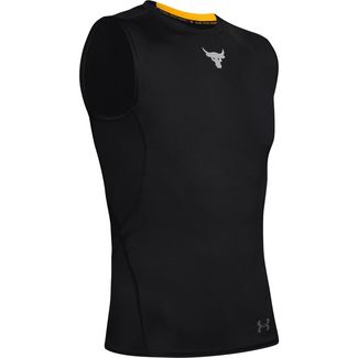 Under Armour Project Rock Armour Tanktop Herren black