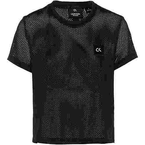 Calvin Klein Funktionsshirt Damen ck black