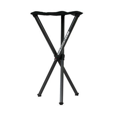 Walkstool Campingstuhl schwarz