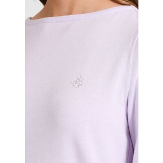 DreiMaster Sweatshirt Damen hellflieder