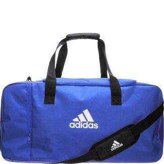 adidas Tiro Duffel Large Sporttasche blau / weiß