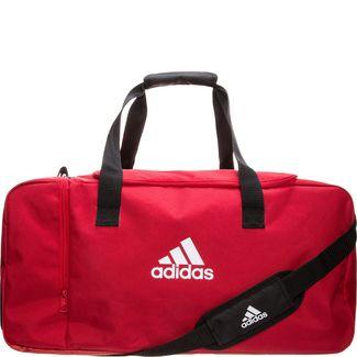 adidas Tiro Duffel Large Sporttasche rot / weiß