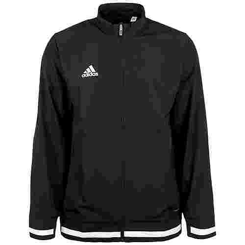 adidas Team19 Woven Jacket Trainingsjacke Herren schwarz