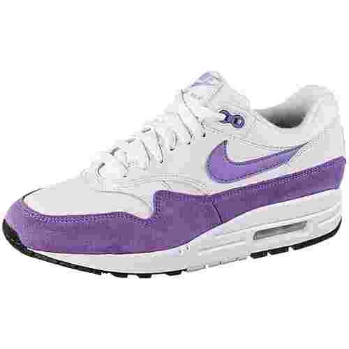 Nike Air Max 1 Sneaker Damen summit white-atomic violet-black