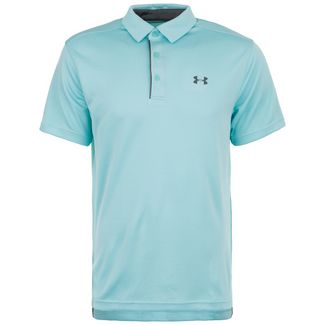 Under Armour Tech Poloshirt Herren türkis