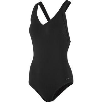 SPEEDO Opalweb Badeanzug Damen black