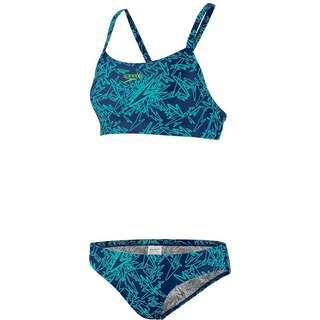 SPEEDO Boom Bikini Set Damen boom navy-aqua splash