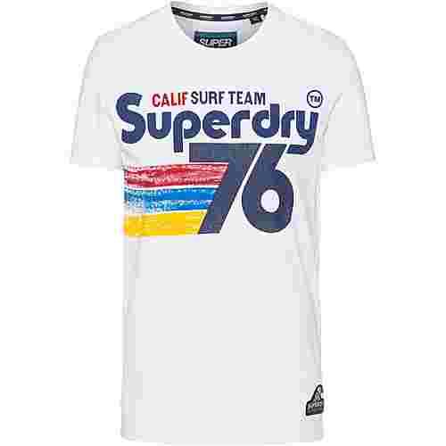 Superdry 76 Surf T-Shirt Herren optic
