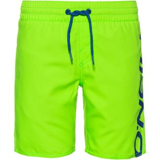 O'NEILL Badehose Kinder fluor green