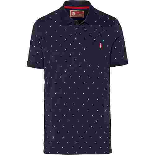 CORE by JACK & JONES JCOAND Poloshirt Herren maritime blue