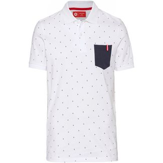 CORE by JACK & JONES JCOAND Poloshirt Herren white