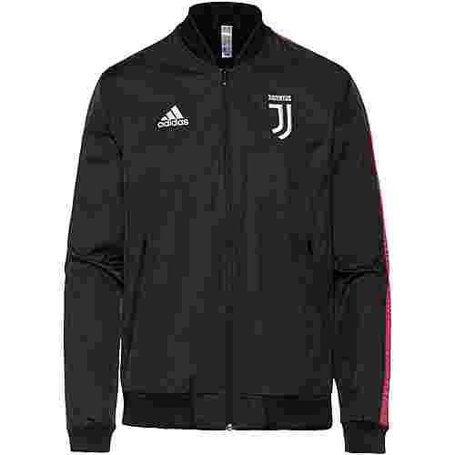 adidas Juventus Turin Trainingsjacke Herren black-turbo