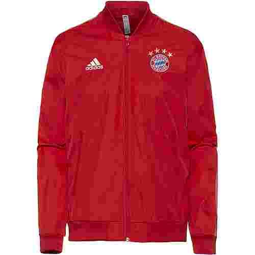 adidas FC Bayern München Trainingsjacke Herren fcb true red-white