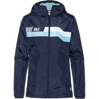 CORE by JACK & JONES JCOSTONE Kapuzenjacke Herren maritime blue