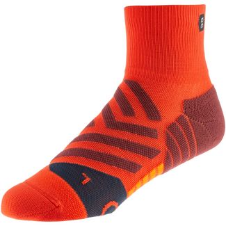 ON Laufsocken Herren rust-navy