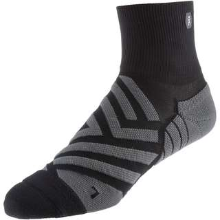 ON Laufsocken Herren black-shadow